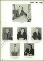 1965 Victoria High School Yearbook Page 40 & 41