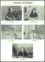 1965 Victoria High School Yearbook Page 42 & 43