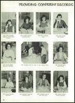 1965 Victoria High School Yearbook Page 44 & 45