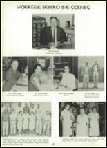 1965 Victoria High School Yearbook Page 46 & 47