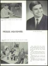 1965 Victoria High School Yearbook Page 50 & 51