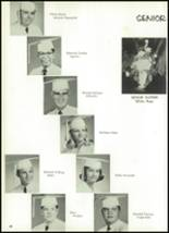 1965 Victoria High School Yearbook Page 52 & 53