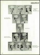 1965 Victoria High School Yearbook Page 56 & 57