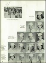 1965 Victoria High School Yearbook Page 58 & 59
