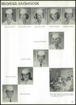 1965 Victoria High School Yearbook Page 62 & 63