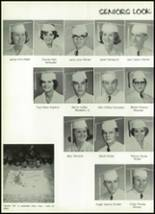 1965 Victoria High School Yearbook Page 72 & 73