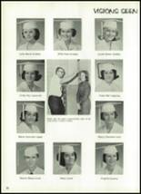 1965 Victoria High School Yearbook Page 76 & 77
