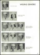 1965 Victoria High School Yearbook Page 86 & 87