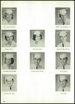 1965 Victoria High School Yearbook Page 92 & 93