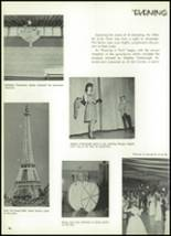 1965 Victoria High School Yearbook Page 100 & 101