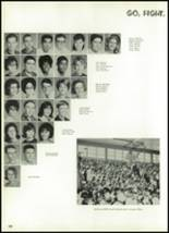 1965 Victoria High School Yearbook Page 106 & 107