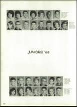 1965 Victoria High School Yearbook Page 114 & 115