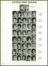 1965 Victoria High School Yearbook Page 116 & 117