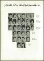 1965 Victoria High School Yearbook Page 120 & 121