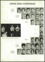 1965 Victoria High School Yearbook Page 128 & 129