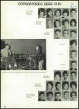 1965 Victoria High School Yearbook Page 132 & 133