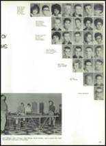1965 Victoria High School Yearbook Page 134 & 135