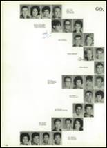 1965 Victoria High School Yearbook Page 140 & 141