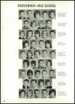 1965 Victoria High School Yearbook Page 154 & 155