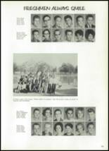 1965 Victoria High School Yearbook Page 174 & 175