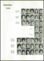 1965 Victoria High School Yearbook Page 176 & 177