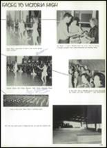 1965 Victoria High School Yearbook Page 180 & 181