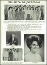 1965 Victoria High School Yearbook Page 208 & 209