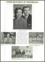 1965 Victoria High School Yearbook Page 210 & 211