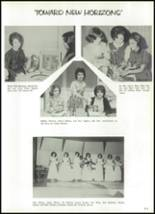 1965 Victoria High School Yearbook Page 214 & 215
