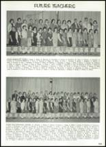 1965 Victoria High School Yearbook Page 216 & 217