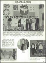 1965 Victoria High School Yearbook Page 226 & 227
