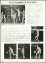 1965 Victoria High School Yearbook Page 308 & 309