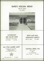 1965 Victoria High School Yearbook Page 334 & 335