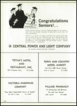 1965 Victoria High School Yearbook Page 340 & 341