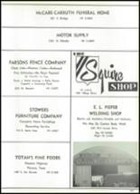 1965 Victoria High School Yearbook Page 344 & 345