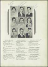 1933 Carrick High School Yearbook Page 18 & 19
