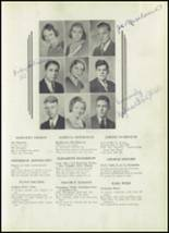 1933 Carrick High School Yearbook Page 20 & 21