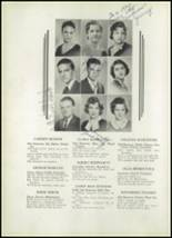 1933 Carrick High School Yearbook Page 22 & 23