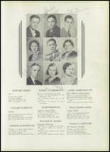1933 Carrick High School Yearbook Page 28 & 29