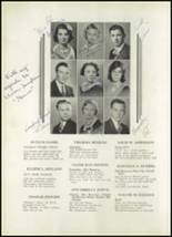 1933 Carrick High School Yearbook Page 30 & 31