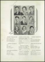 1933 Carrick High School Yearbook Page 32 & 33