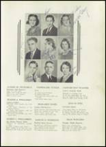 1933 Carrick High School Yearbook Page 36 & 37
