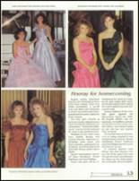 1988 Hillcrest High School Yearbook Page 16 & 17