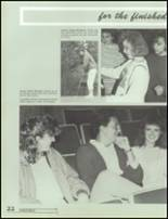 1988 Hillcrest High School Yearbook Page 26 & 27