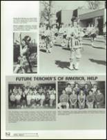 1988 Hillcrest High School Yearbook Page 56 & 57