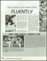 1988 Hillcrest High School Yearbook Page 62 & 63