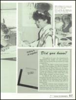 1988 Hillcrest High School Yearbook Page 70 & 71