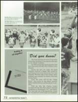 1988 Hillcrest High School Yearbook Page 76 & 77