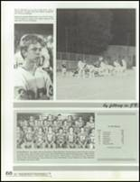 1988 Hillcrest High School Yearbook Page 92 & 93
