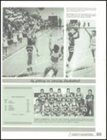 1988 Hillcrest High School Yearbook Page 98 & 99